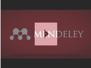 Mendeley started logo